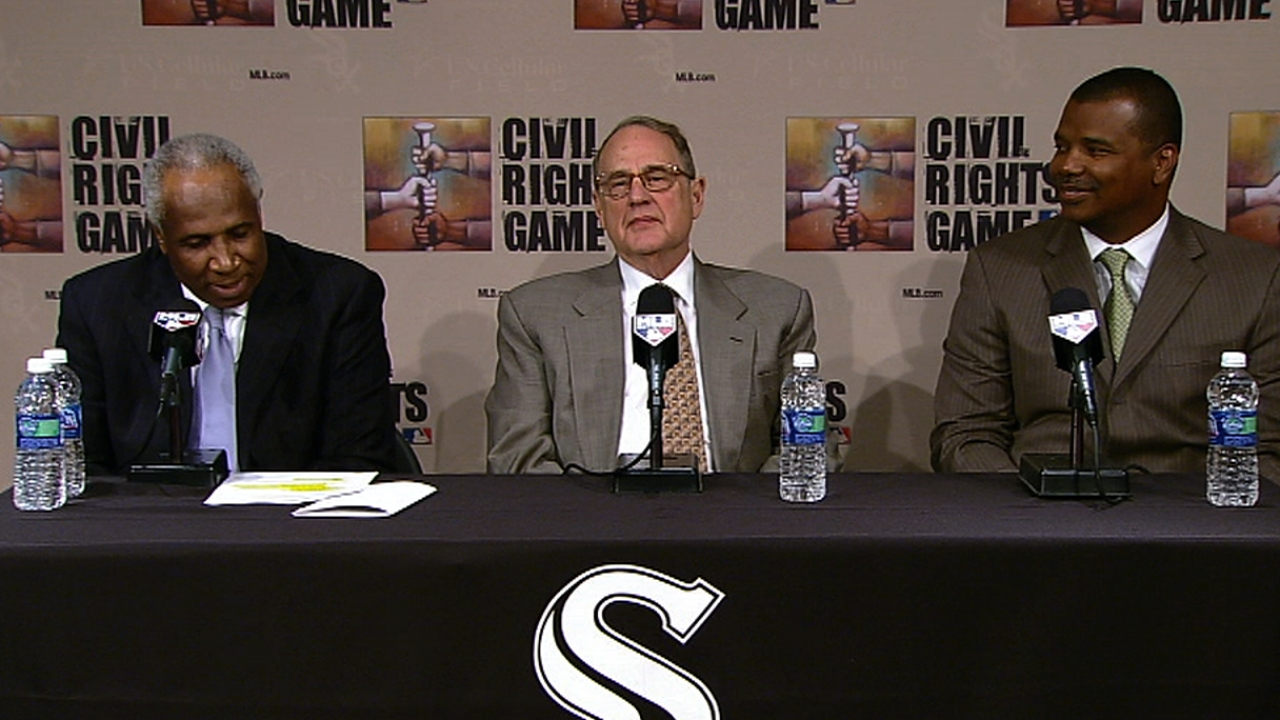 White Sox to host 2013 Civil Rights Game