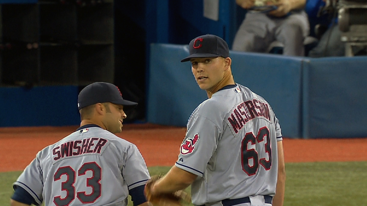 Tribe doesn't knuckle under on Opening Night