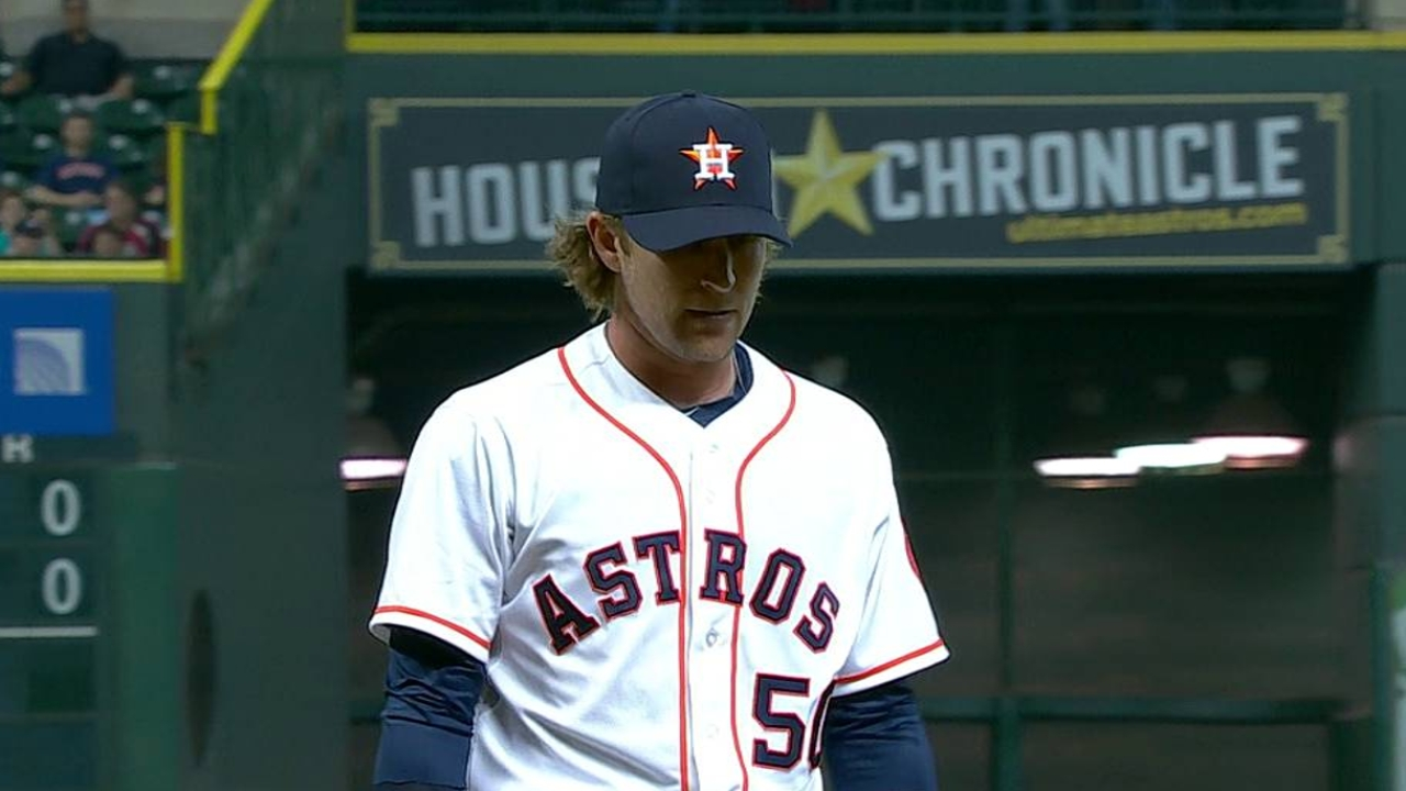 Fields thrilled after Astros debut