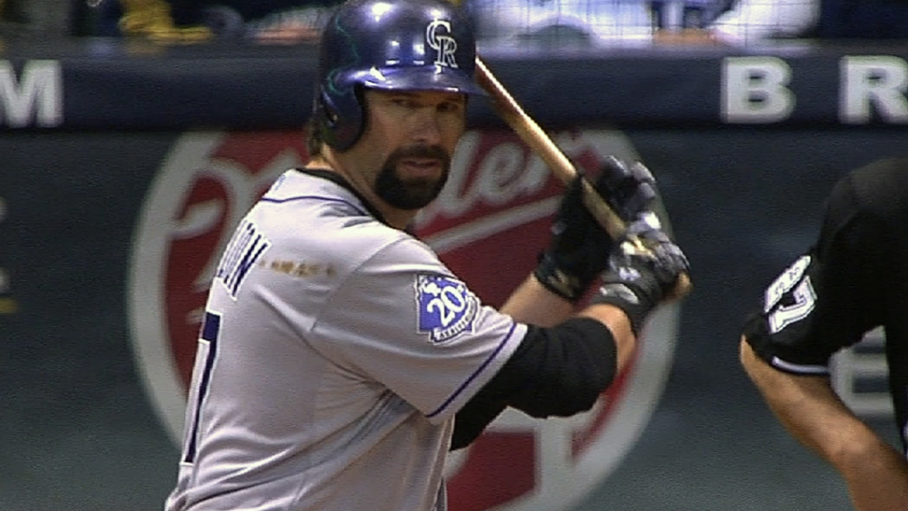 Helton expects another glorious home opener
