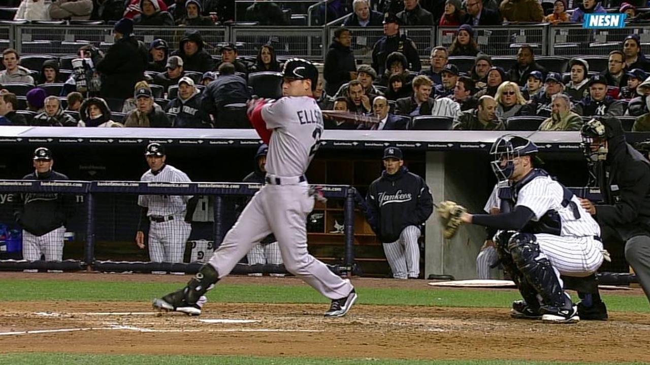 Ataque de Boston vuelve a imponerse vs. Yankees