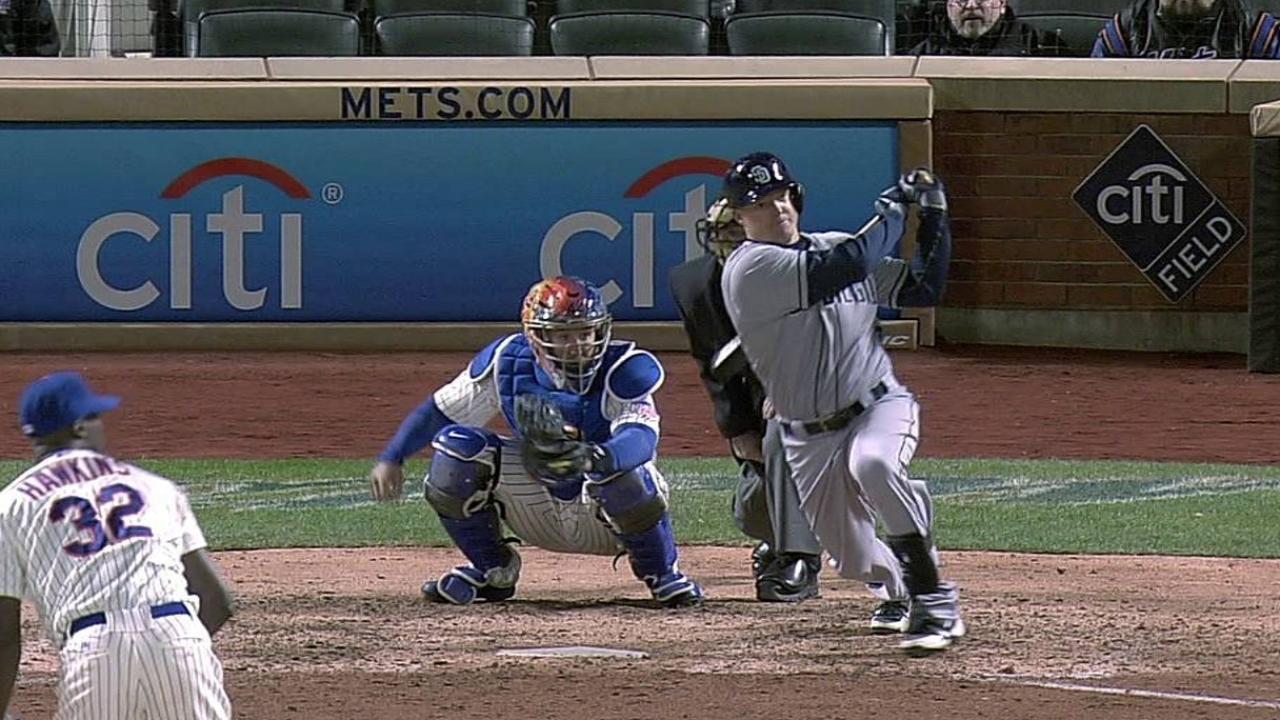 Richard no pudo frenar bates de Mets en la derrota