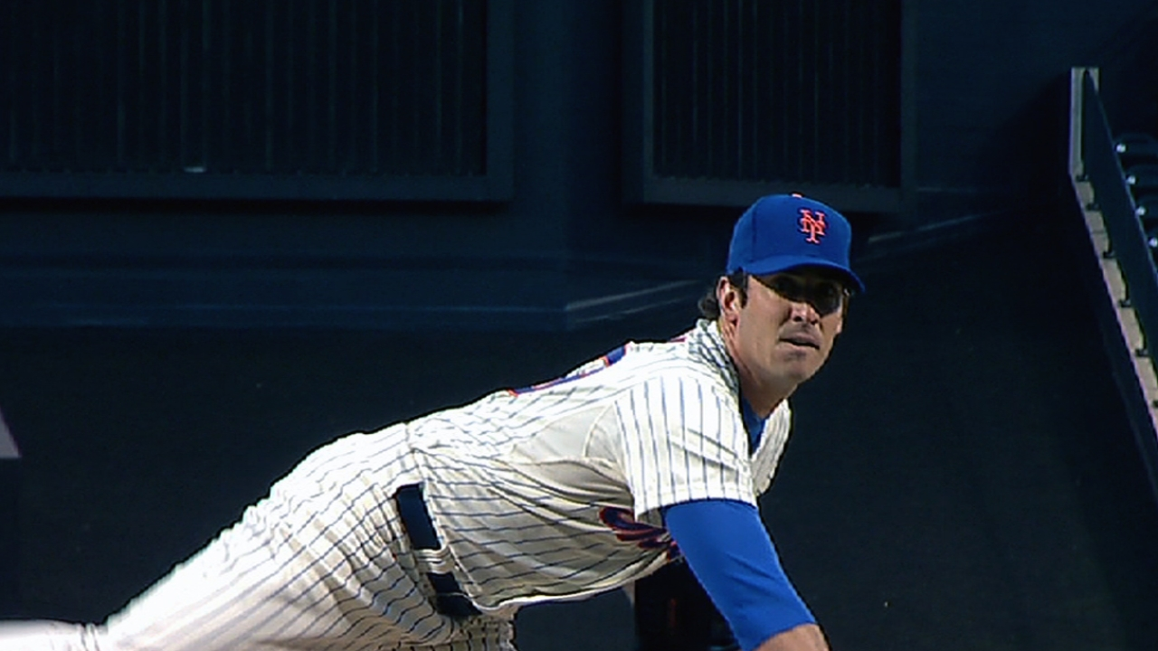 Harvey's 10 K's help pace Mets past Padres