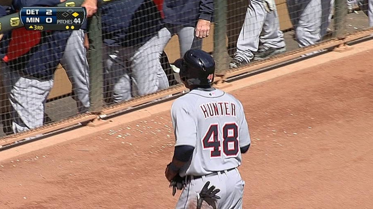 Tigers drop series as offense stymied vs. Twins