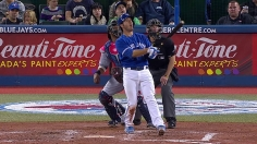 Arencibia homers twice as Blue Jays get first win