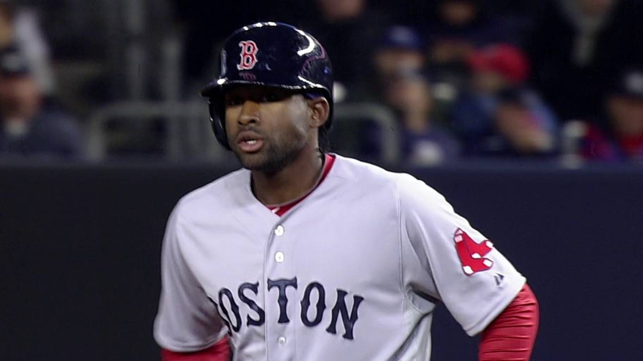 Lucchino says keeping Bradley 'an easy decision'