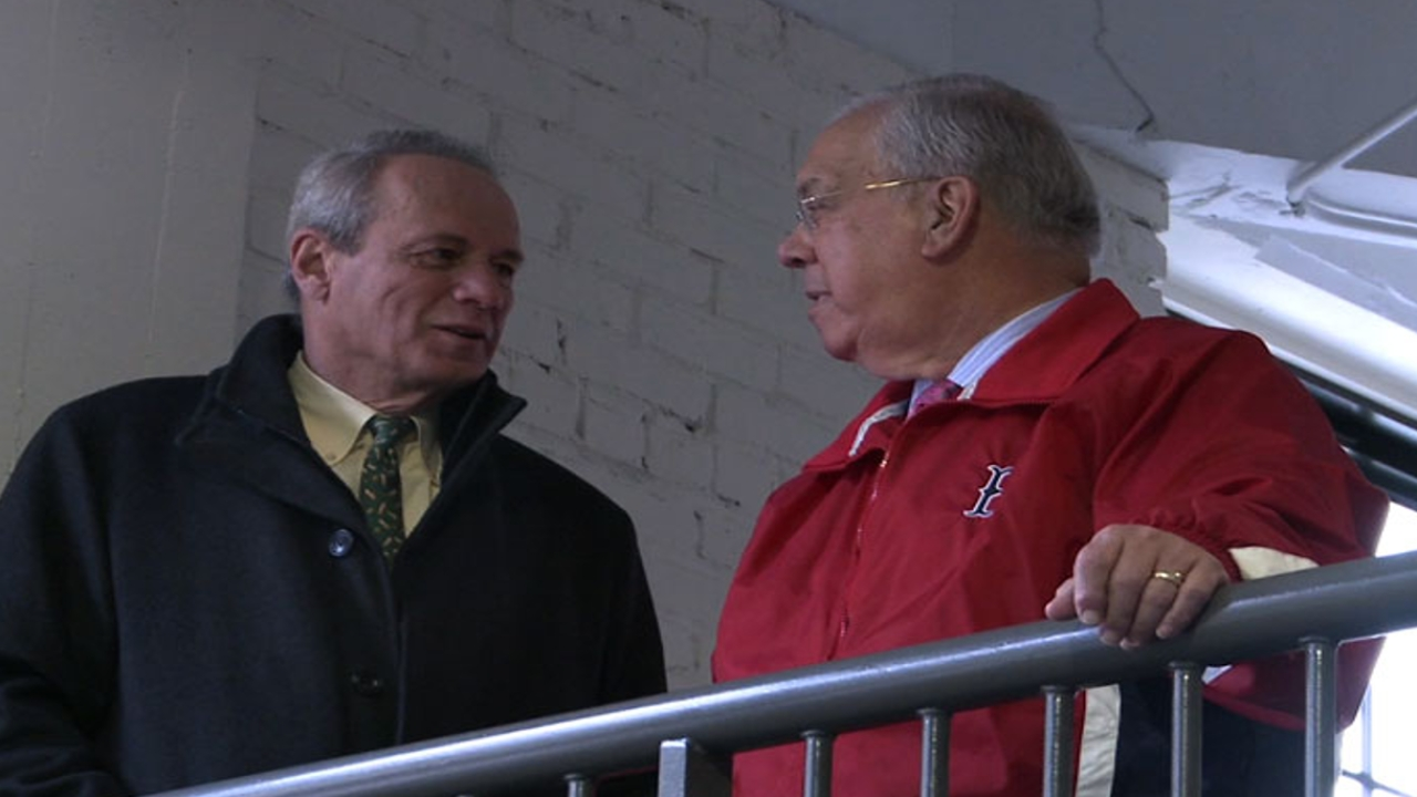 Lucchino: Sellout streak coming to end