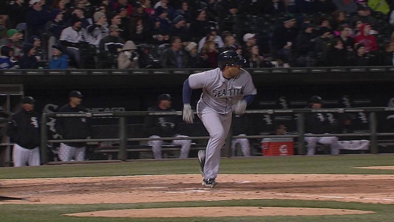 Morales lleva a Marineros a vencer a White Sox