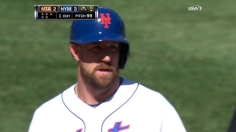 Mets get needed offense from behind plate in win