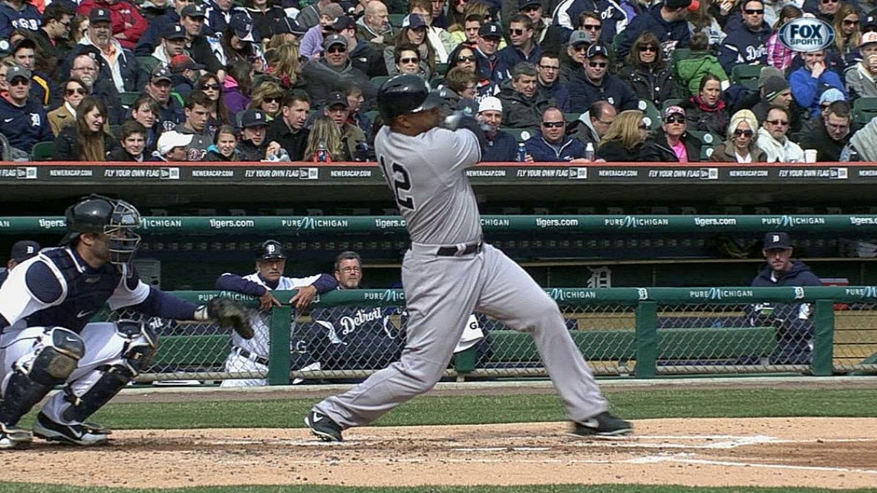 Pitcheo de Yankees volvió a fallar vs. Detroit