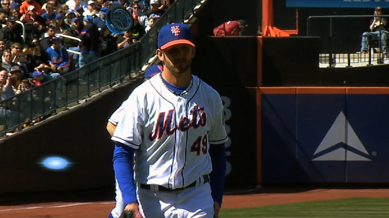 Niese makes adjustments, hopes for results
