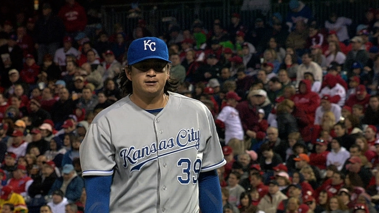 Mendoza returns to Royals' rotation on Wednesday