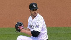 Cuddyer, Garland lead Rockies to series win