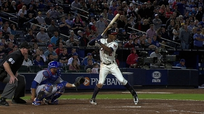 B.J. Upton remains upbeat during slow start
