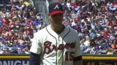 Hudson stellar as Braves complete sweep