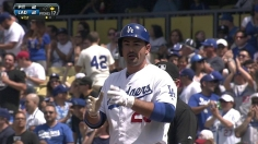 Gonzo fuels Dodgers' attack in sweep of Bucs