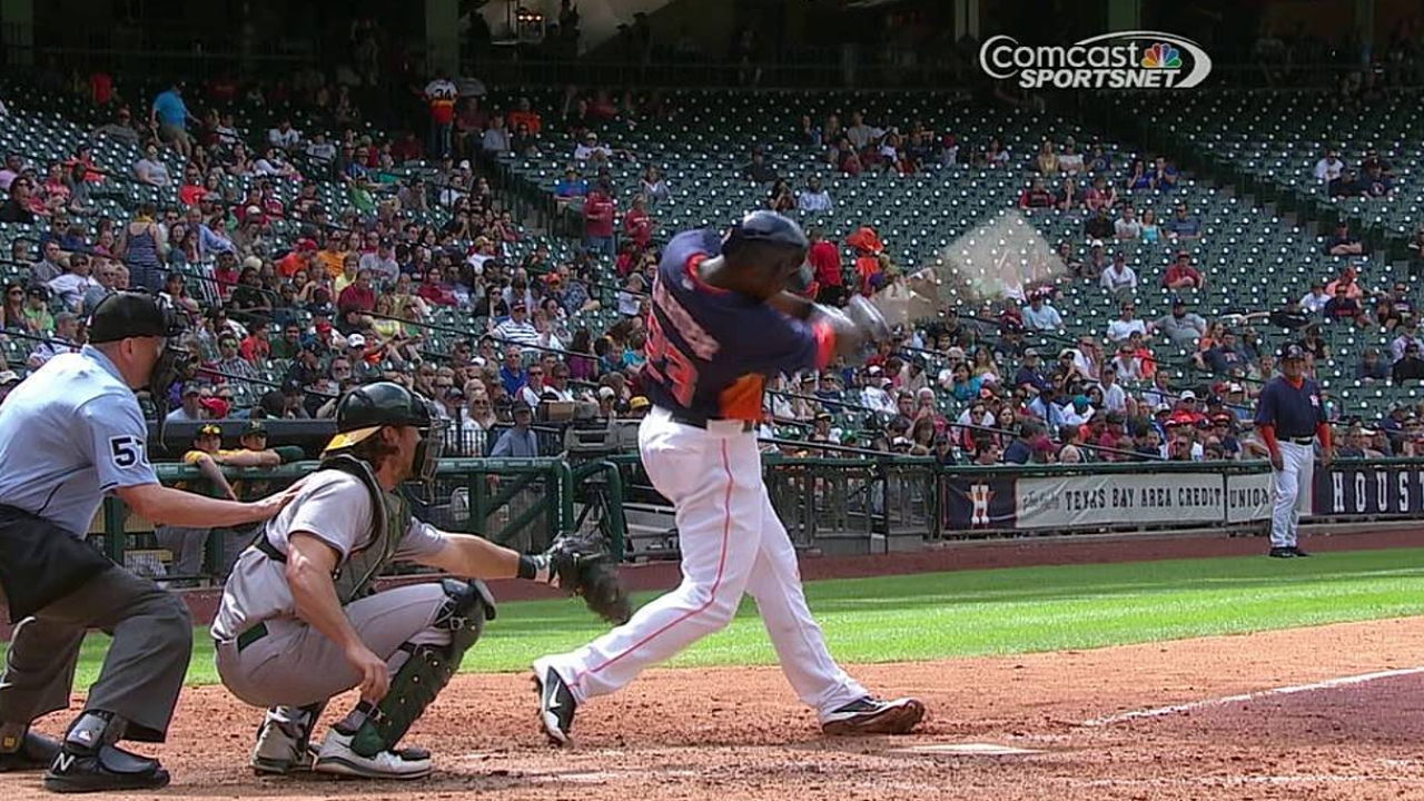 Harrell serves up three homers in loss to A's