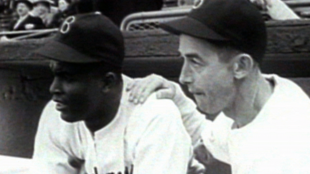 Dodgers to celebrate Robinson's legacy all weekend