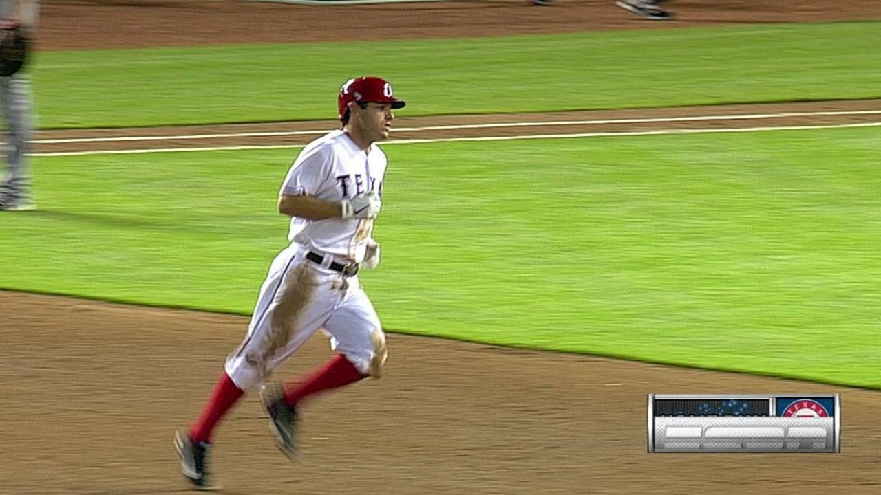 Rangers power way to series victory over Angels