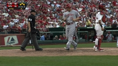 Reds overcome Choo's errors, plate nine in ninth