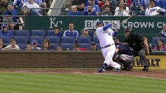 Royals ride big first inning to win third straight
