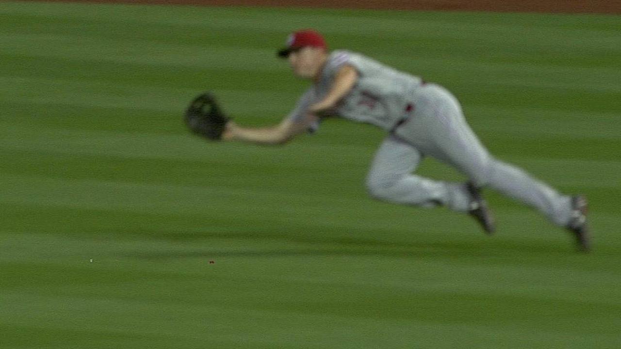Arroyo's perfect start erased in four-run sixth inning
