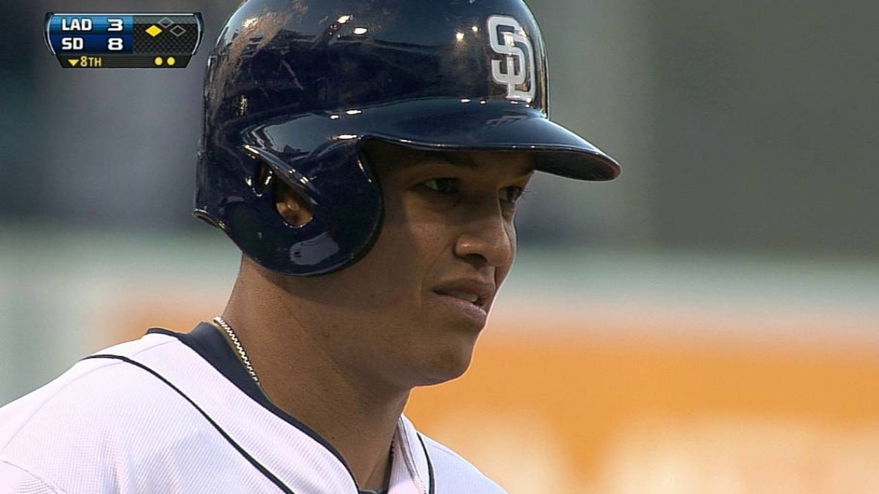 Padres derrotaron a Dodgers en su debut en S.D.