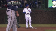 Rewriting storylines, Cubs rally to top Brewers