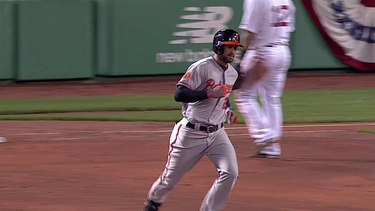 Deflecting attention, Markakis appreciated nonetheless
