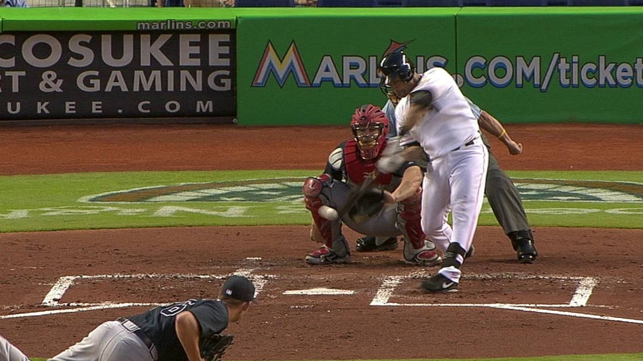 Marlins can't escape rough fifth inning in loss