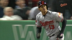 Machado, Flaherty ignite five-run rally to sink Sox