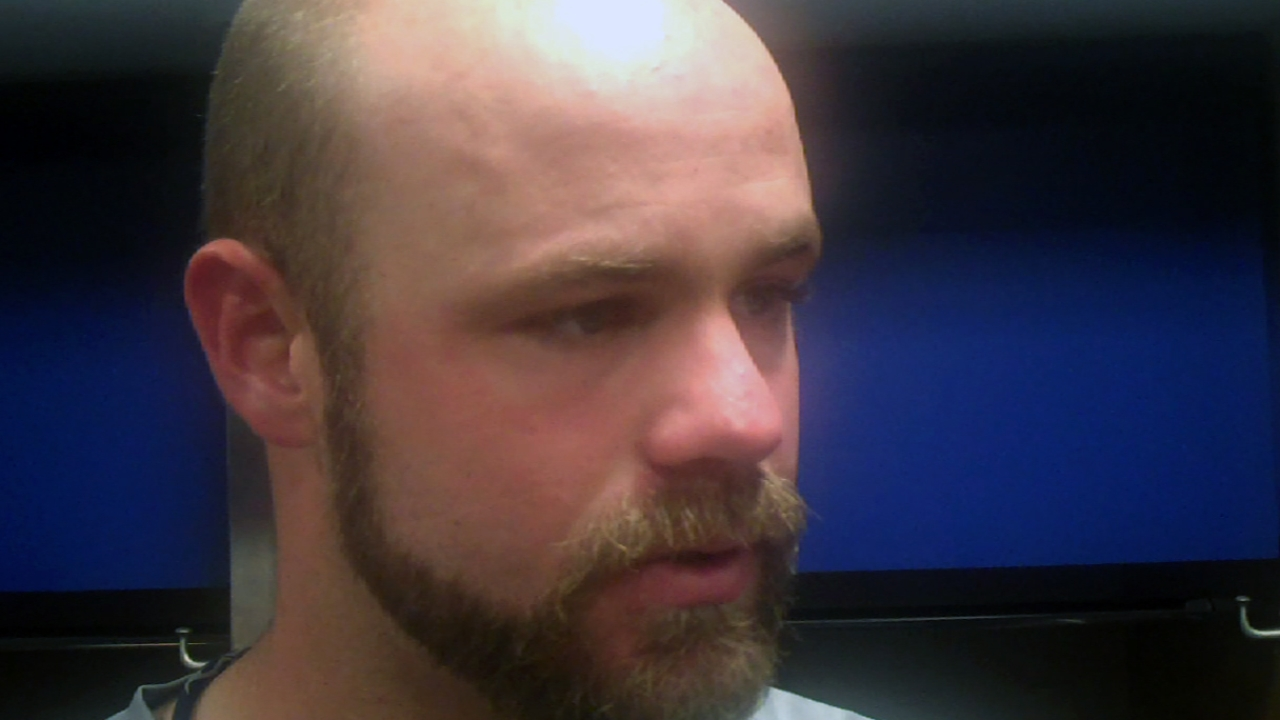 Red-hot Gattis stays in lineup by playing first