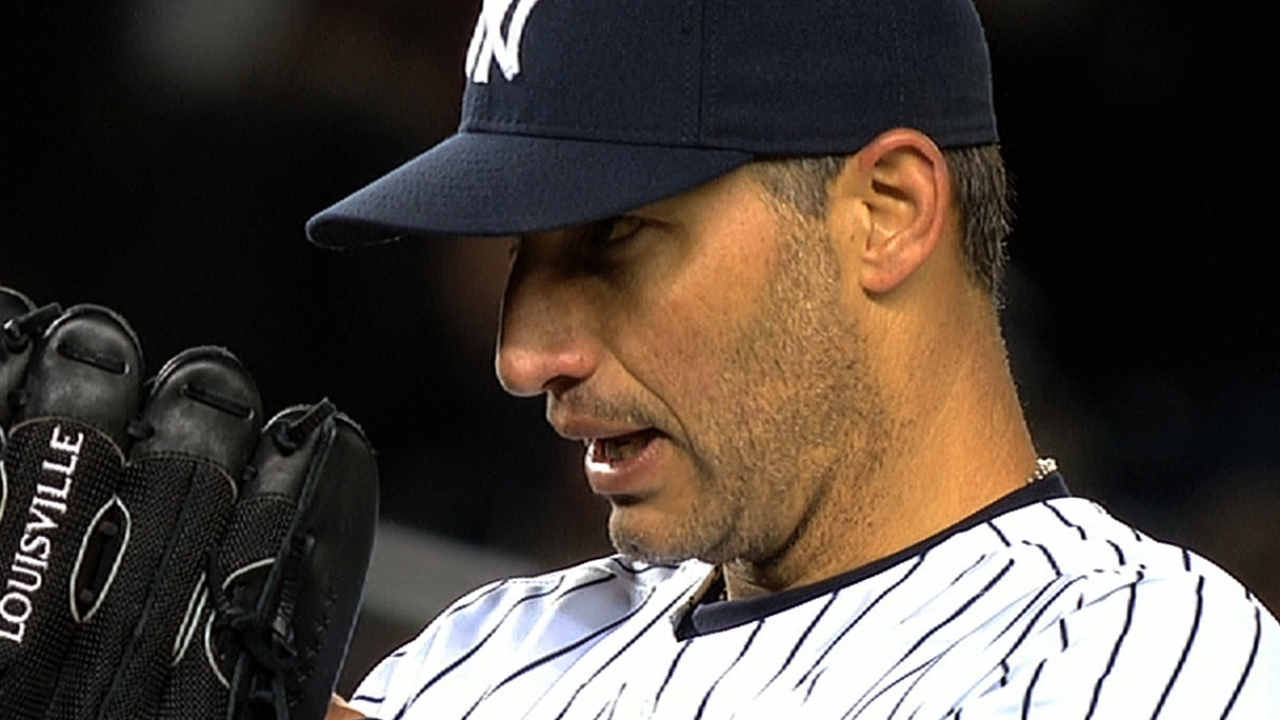 Exercising caution, Yanks push Pettitte to Friday