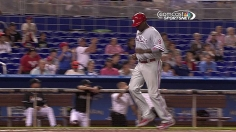 Utley's triple in the 10th boosts Phillies past Marlins