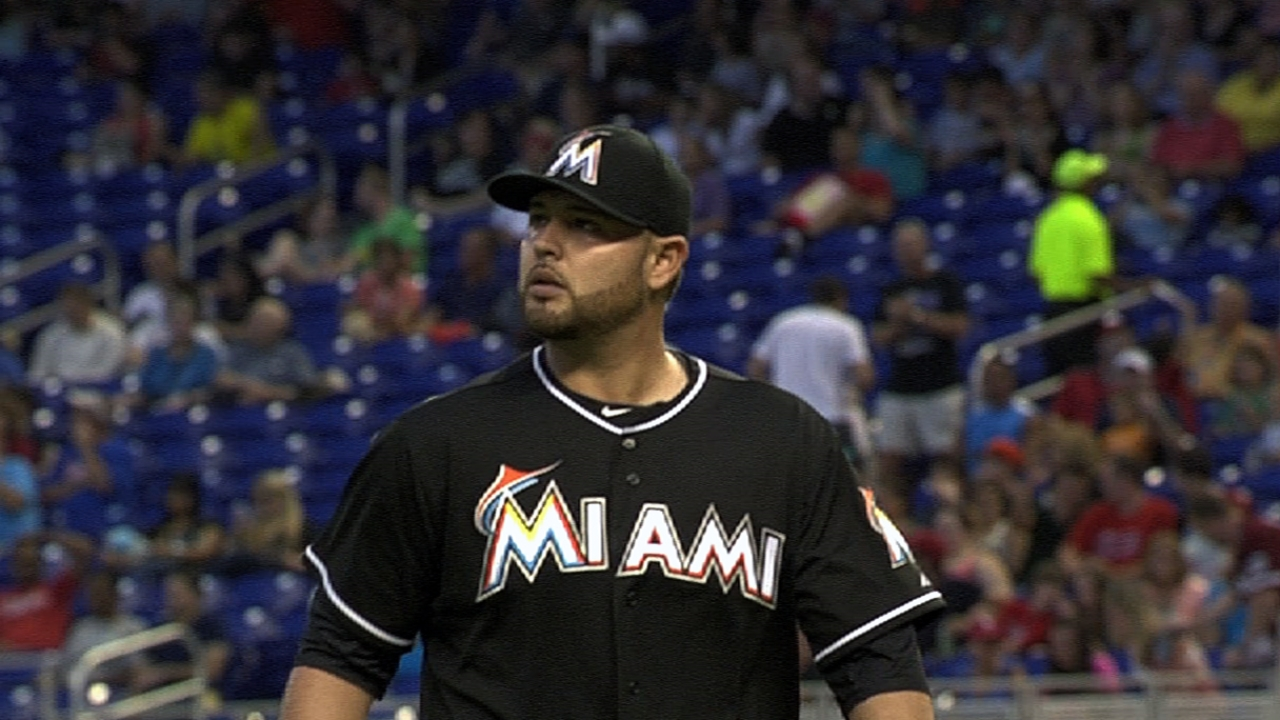 Nolasco prepares for pitching in chilly weather