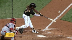 McCutchen, Bucs back Burnett's eight K's