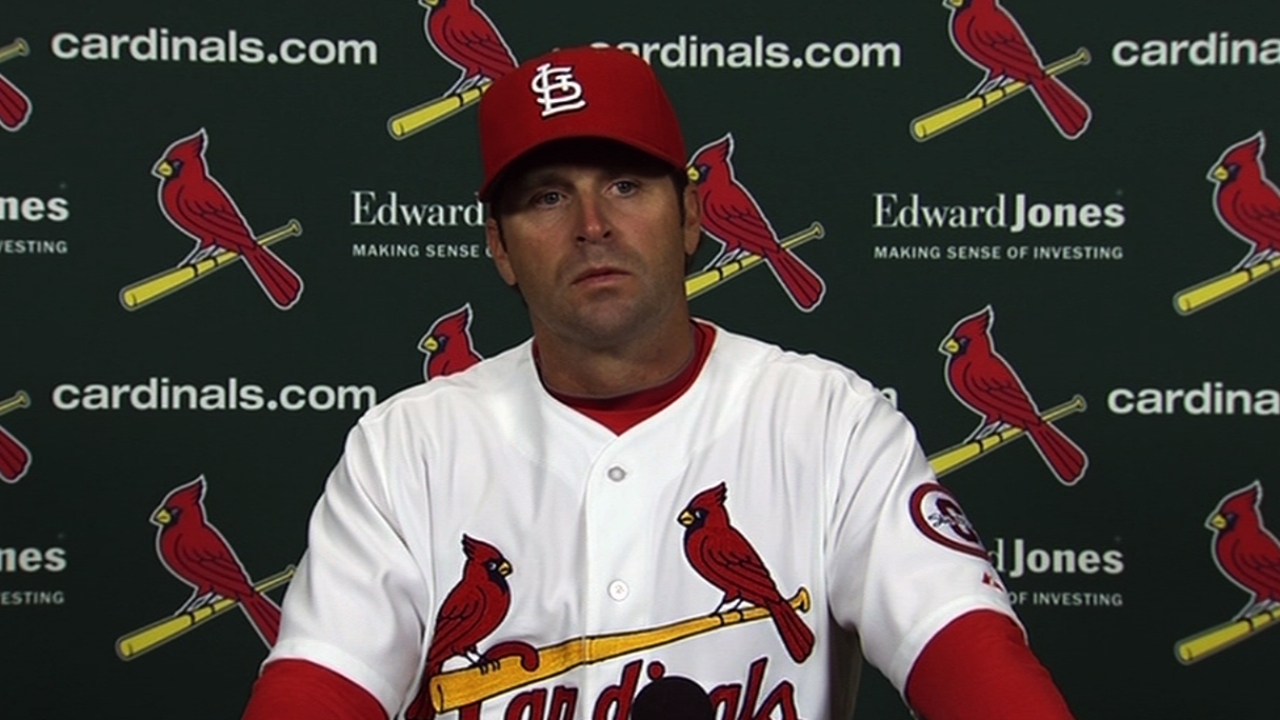 Musial left lasting impression on Matheny