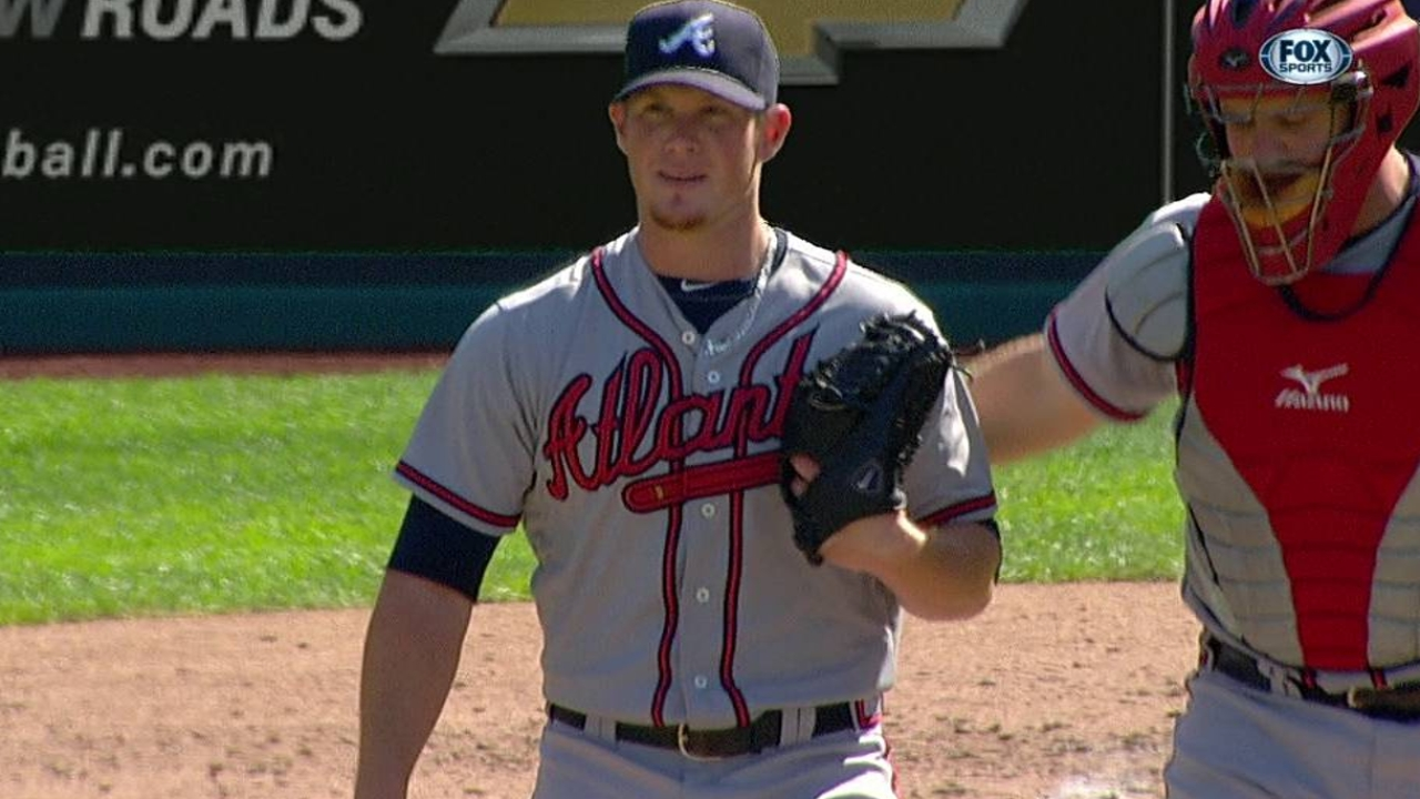 Kimbrel not concerned about slight dip in velocity