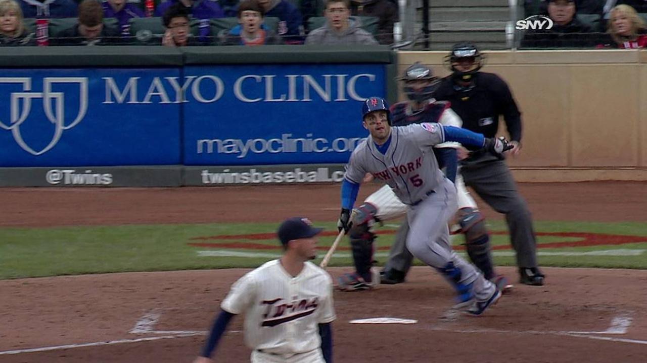 Mets superan a Mellizos con apertura sólida de Harvey