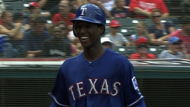 Rangers' power prospects appear plentiful