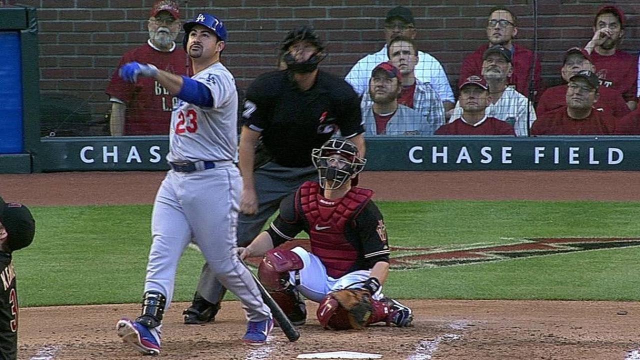 Ryu luce en triunfo de los Dodgers sobre Arizona