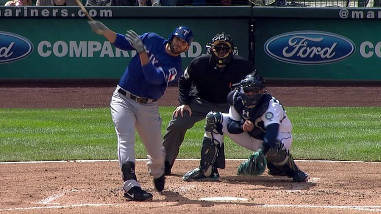 Offense remains grounded as Rangers split