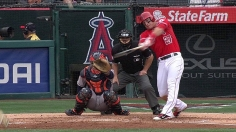 Halos top Astros, win first series of the year