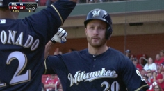 Brewers end drought in resounding fashion in finale