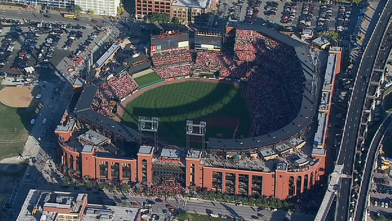 Busch Stadium to host first college football game