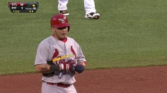 Cards take pressure off mound with fast start