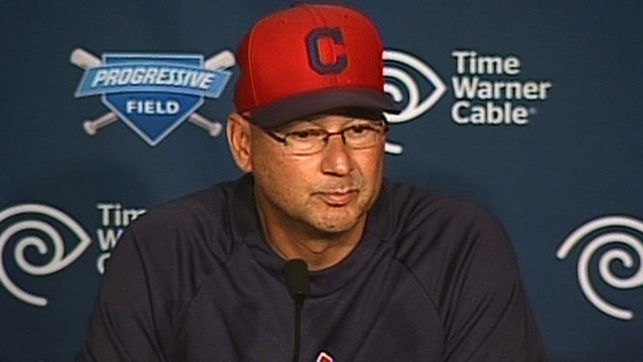 Francona doesn't want Sox series to be about him