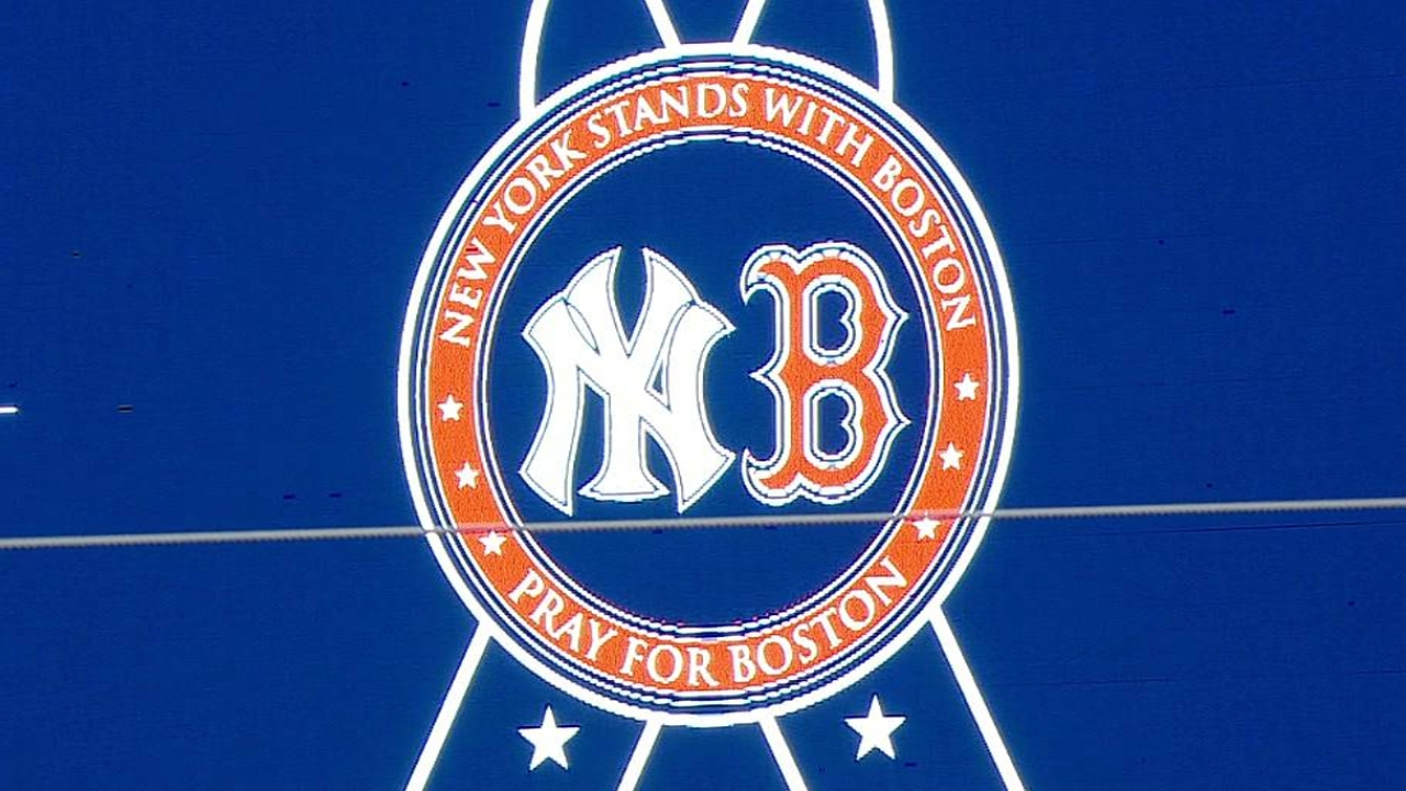 'Sweet Caroline' in Bronx part of Boston tribute