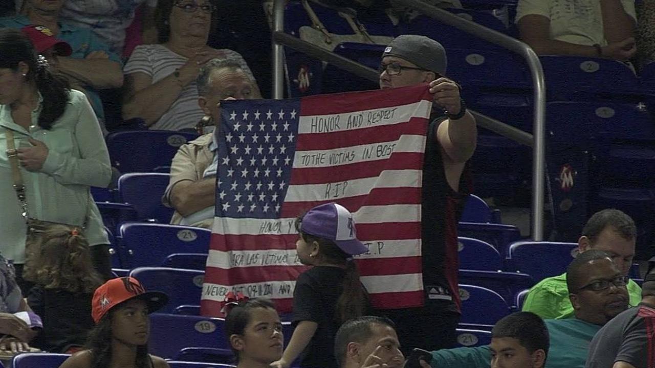 For Miami GM Hill, events in Boston hit home