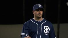 Amarista's four RBIs back Marquis' gem in LA